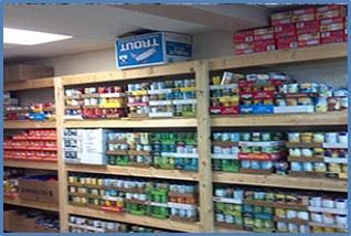 Ayden Christian Care Center Pantry