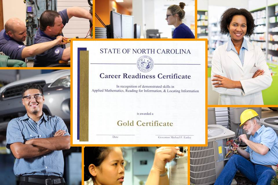 Earn Your Career Readiness Certificate | Pitt County, NC