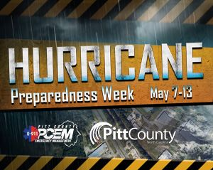 Hurricane Preparedness Week May 7-13