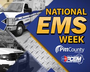 EMS week news icon