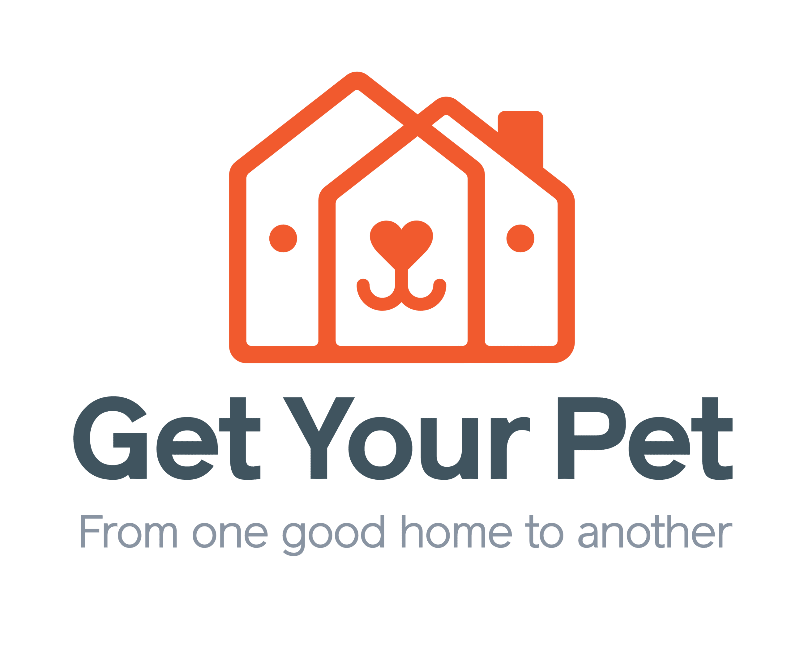 Get Your Pet Rehoming Logo