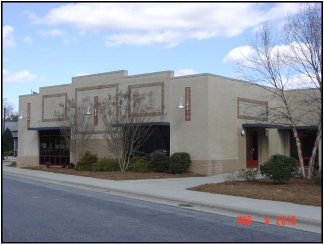 Photo of Winterville Fire Station