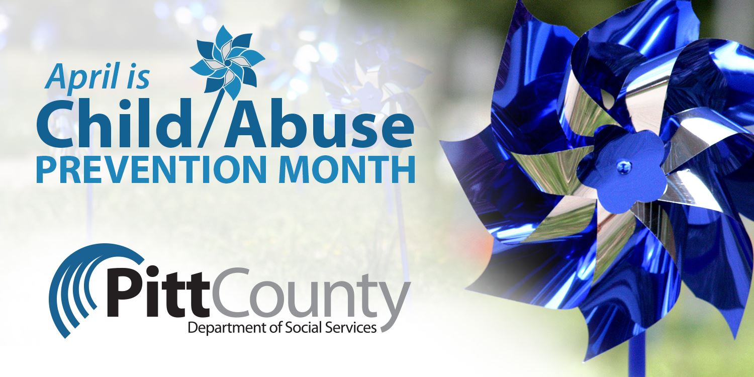 Child Abuse Prevention Month Banner