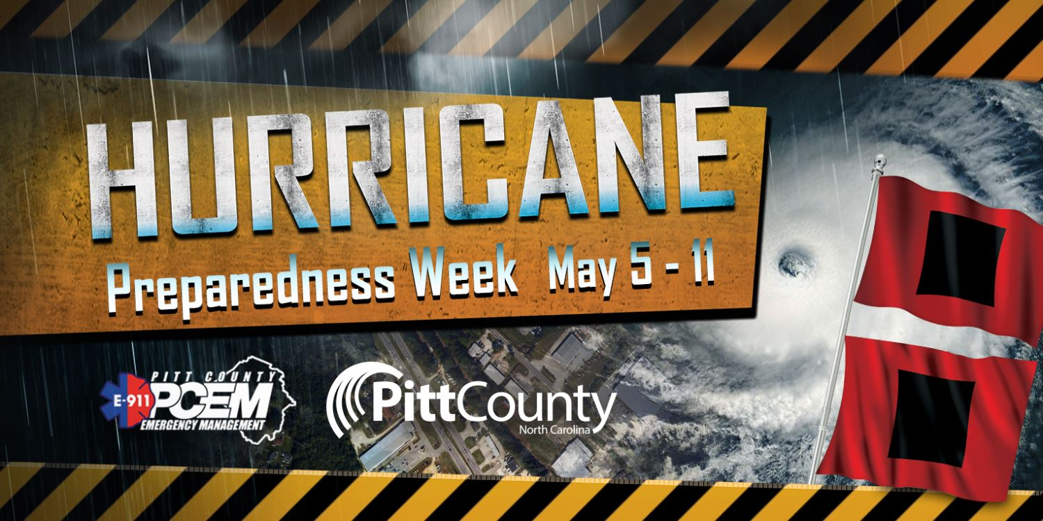 2019 Hurricane Preparedness Week Banner