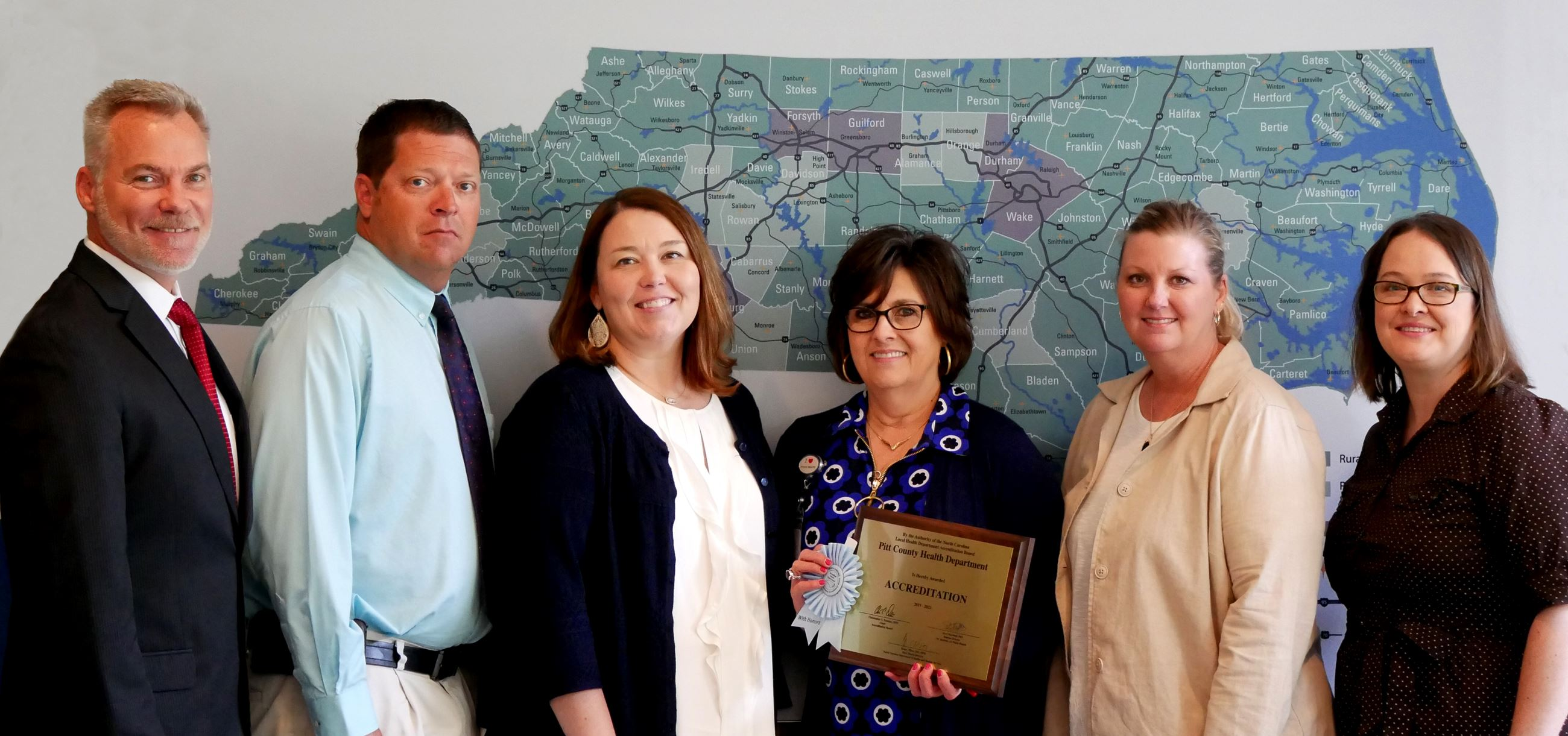 Health Department Reaccreditation Presentation