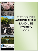 Pitt County Agricultural Land Use Inventory Cover Page